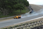 McLaren_P1_Near_Crash
