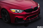 Photoshoot Matte Red BMW M4 Is A Thing Of Beauty 6