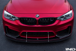Photoshoot Matte Red BMW M4 Is A Thing Of Beauty 9