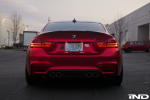 Photoshoot This Matte Red BMW M4 Is A Thing Of Beauty 2