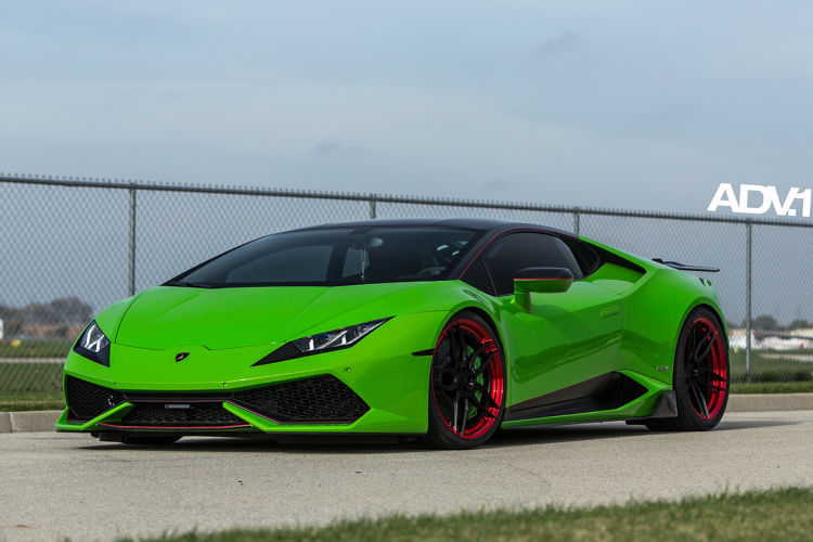 verde-mantis-green-lamborghini-huracan-lp610-4-black-wheels-red-lip-adv1-forged-wheels-vorsteiner-novitec-F