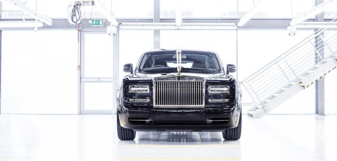 Final Rolls Royce Phantom Mark VII Rolls Of The Production Line (7)