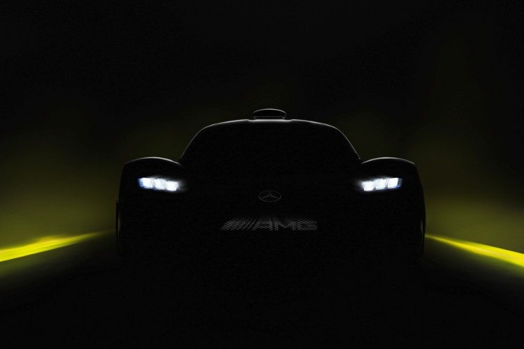 Mercedes-AMG Project ONE Mercedes-AMG Project ONE